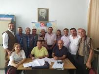 TANER KILIÇ - Gölpazarı Meyve Ürünleri Tarımsal Üreticiler Birliği'ne Yeni Başkan