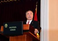 GALATASARAY LISESI - Mustafa Cengiz Açıklaması 'Rodrigues'in Parasını Hala Alamadık'