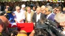 BERHAN ŞİMŞEK - Süleyman Turan son yolculuğuna uğurlandı
