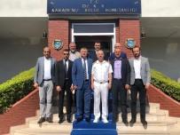 AHMET TÜRK - TSO Yönetiminden Uyar'a Ziyaret