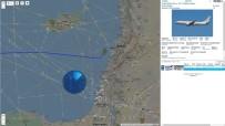 SICILYA - Ülkelerin İstihbarat Uçaklarından Yoğun Hava Trafiği