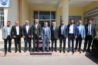 MUSTAFA ÖZCAN - Yozgatlılar Federasyonu'ndan Başkan Özdoğan'a Ziyaret