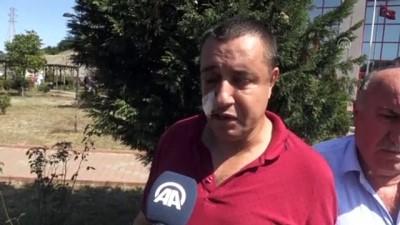 Zonguldak'ta Gazinin Darbedildiği İddiası