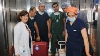 4 Kişiye Umut Olacak Organlar Hava Ambulansıyla Yola Çıktı