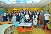 Bigadiç'te 'Z-Kütüphane' Açıldı