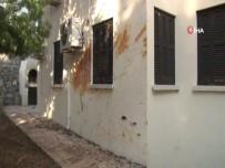 ASKERİ BİRLİK - Girne Patlama Sonrası Görüntülendi