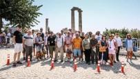 APOLLON TAPINAĞI - Milet Ve Apollon'daki Kazılarda Yeni Bulgular Ortaya Çıkarıldı