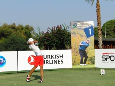 MVK Uluslararası Türkiye Amatör Açık Şampiyonası Antalya'da Başladı