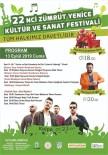 HÜSEYİN KAĞIT - Yenice Festivalde Buluşuyor