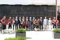 ANKARA KENT KONSEYİ - ATO, Atatürk'ün Ankara'ya Gelişinin 100. Yılını Kutlamaya Hazırlanıyor