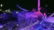 ATALAN - Bilecik'te Trafik Kazası Açıklaması 1 Ölü, 7 Yaralı