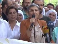 LEYLA GÜVEN - HDP'li vekilden skandal sözler!