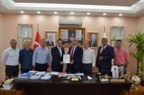 SALIH ALTUN - Hendek Belediyesi Sosyal Denge Sözleşmesi İmzaladı