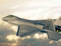 TEMEL KOTIL - Milli Muharip Uçak'ın birebir modeli TEKNOFEST'te gösterilecek