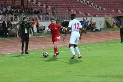TFF 1. Lig Açıklaması Balıkesirspor Açıklaması 2 - Ümraniyespor Açıklaması 0