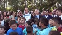 310 Çocuk 'Siyez Buğdayı Ekerek' Rekor Kırdı