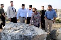 BÜYÜK İSKENDER - Blaundus Antik Kentinde Arkeolojik Kazılar Devam Ediyor