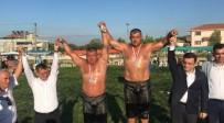 Yenice Yağlı Pehlivan Güreşleri'nde Başpehlivan Mesut Özgül Oldu