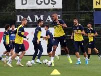 HARUN TEKİN - Fenerbahçe Alanyaspor Hazırlıklarını Tamamladı