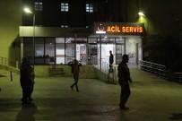 ÖZEL AMBULANS - Kimyasal Madde Paniği Yaşanan Acil Servis Açıldı