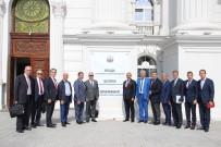 SEBZE ÜRETİMİ - Kuzey Makedonya'dan 8 Bin Ton Kotanın Artırılması Sözü