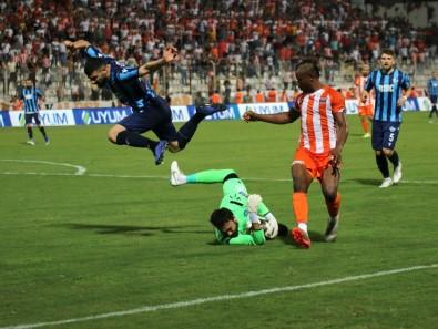 TFF 1. Lig Açıklaması Adanaspor Açıklaması 0 - Adana Demirspor Açıklaması 0