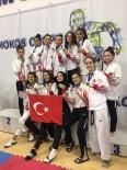 SOFYA - THOM Taekwondo Sporcuları 1 Altın Ve 1 Gümüş Madalya İle Döndü