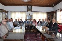 SÜLEYMAN GIRGIN - CHP Heyeti, Başkan Fındıkoğlu'nu Ziyaret Etti