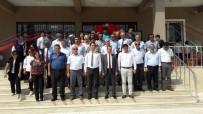 AHMET DEMIRCI - Erzin'de 24 Derslikli Yeni Ortaokul Hizmete Girdi