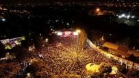 YAVUZ BİNGÖL - Gazikentte 1 Milyon Ziyaretçi Lezzet Kültür Ve Eğlenceyle Buluştu