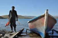 ÇıLDıR GÖLÜ - Balıkçılar Sezona Umutsuz Başladı