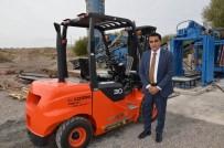Gülşehir Belediyesi Bünyesine Yeni Bir İş Makinesi Daha Kazandırdı