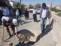 Gülşehir'de Yollar Tekrar Onarılıyor