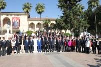 SAKARYA MEYDAN MUHAREBESİ - Mersin'de Gaziler Günü Törenle Kutlandı