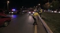 Niğde'de Özel Halk Otobüsü İle Otomobil Çarpıştı Açıklaması 5 Yaralı