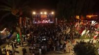 APOLLON TAPINAĞI - Side'de Festival Devam Ediyor