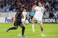 MEDVEDEV - UEFA Avrupa Ligi Açıklaması Slovan Bratislava Açıklaması 1 - Beşiktaş Açıklaması 2 (İlk Yarı)