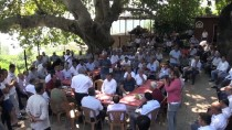 MEHMET EKİNCİ - Hassa'da Tarım Toplantısı