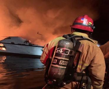 Kaliforniya kıyılarında gemi yangını: En az 34 ölü