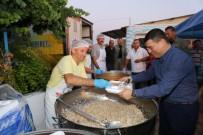 İFTAR YEMEĞİ - Kepez Belediyesi'nden Muharrem İftarı