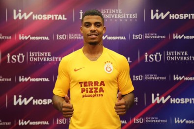 Mario Lemina, Galatasaray'da