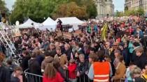 BRANDENBURG - Almanya'da İklim Değişikliği Protestosu