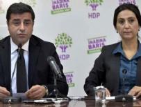 KOBANİ - Demirtaş ve Yüksekdağ hakkında tutuklama kararı