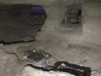 Gülşehir'de Bir Mağarada Hint Keneviri Ele Geçirildi