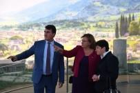 FLORANSA - Çarşılı Köprüler İki Belediyeyi Kardeş Yaptı