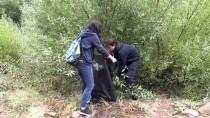 SERDAR KAYA - Erciyes'in Eteğindeki Kanyonda Çevre Temizliği