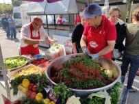 MIGROS - İstanbul'da 50 Bin Porsiyon Kebap Pişirilecek