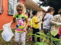 Küçük Çocuklar Çöp Topladı