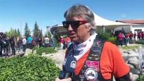 HARLEY DAVIDSON - Motor Tutkunları Gazilerle Başkent'i Turladı