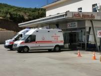 Tunceli'de Kaza Açıklaması 1'İ Ağır 2 Yaralı